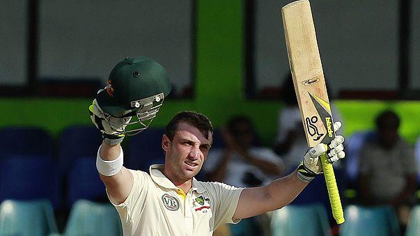 Fallece el jugador de cricket Phil Hughes dos días después de ser golpeado por una pelota en la cabeza