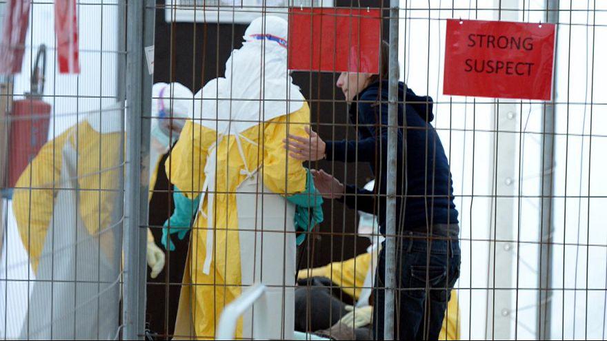 Ebola: Erste Impfstofftests an Menschen in den USA verlaufen vielversprechend