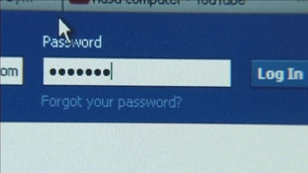 Passwords test memory