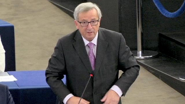 Commission Juncker : motion de censure rejetée