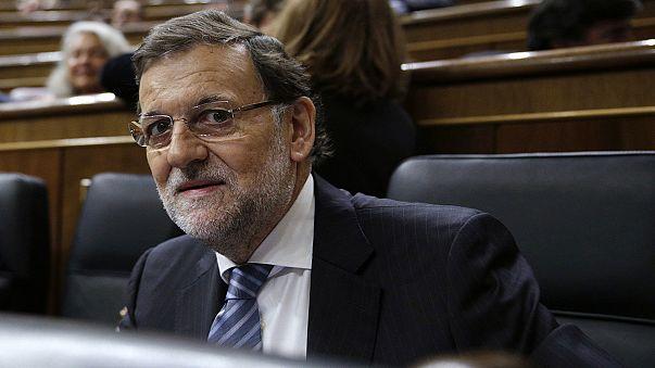 Премьер Испании Мариано Рахой ответил перед парламентом за коррупцию