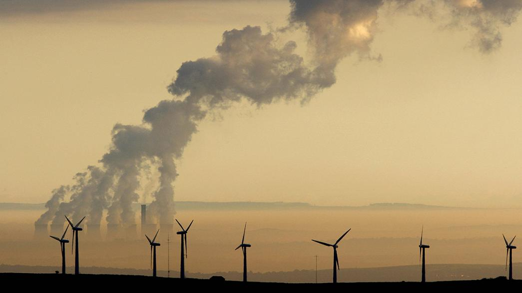 Which countries in Europe cause the most air pollution damage?