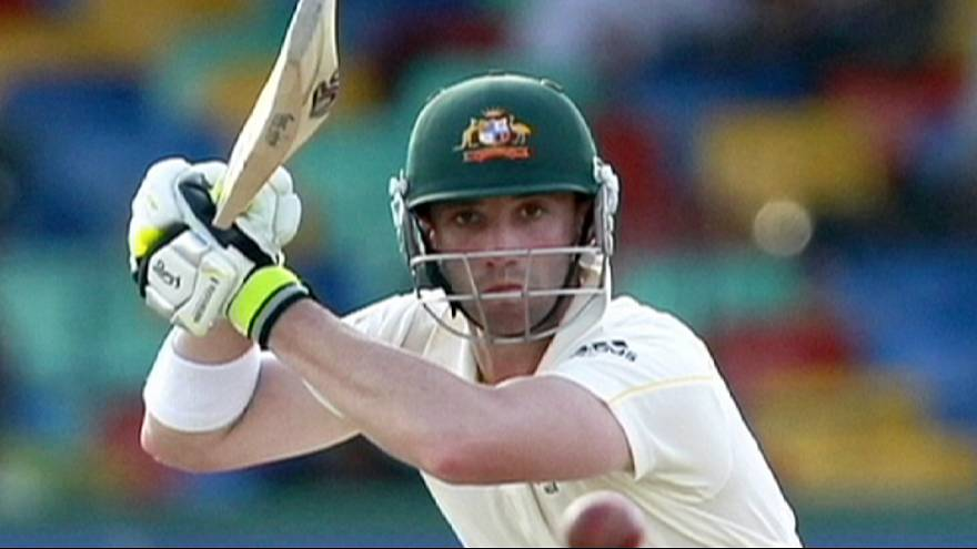Australian batsman Hughes, 25, dies after being hit by cricket ball
