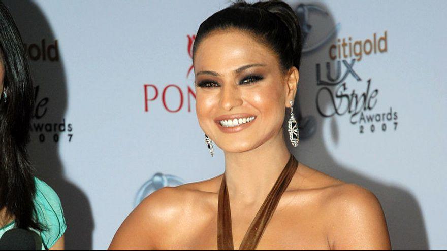 """L'actrice pakistanaise Veena Malik condamnée à 26 ans de prison pour """"blasphème"""""""