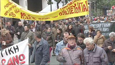 Nichts geht mehr in Griechenland – für 24 Stunden