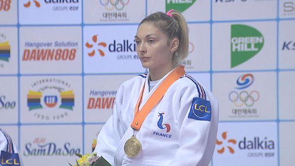 Judo, suona la Marsigliese al Grand Prix di Jeju