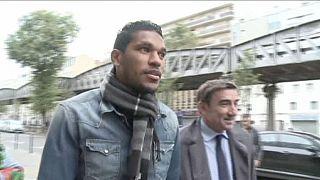 Brazilian Brandão jailed for headbutting Paris St Germain's Motta