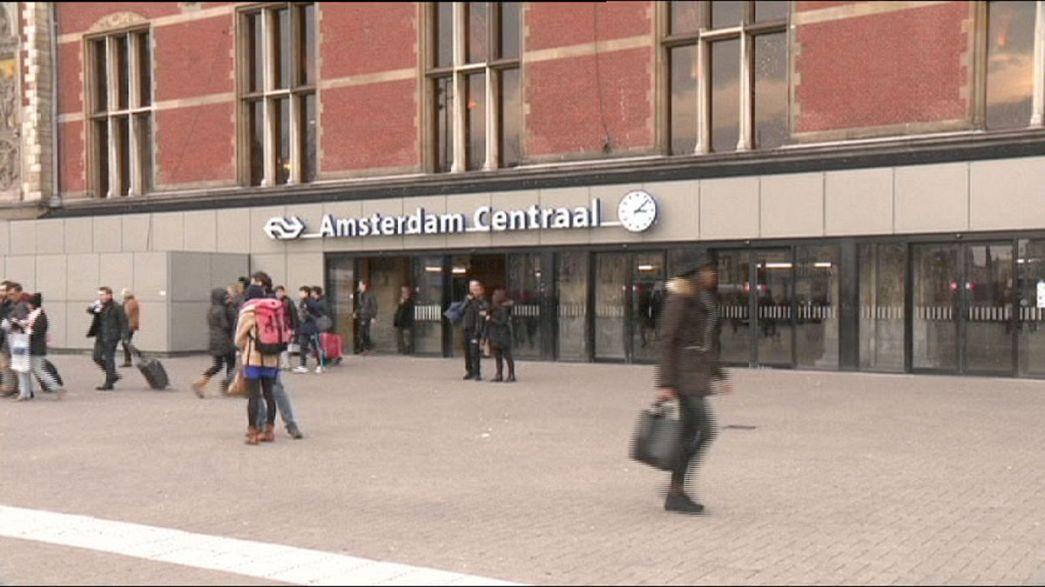 Cocaína mortífera em Amesterdão