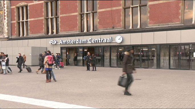 Kábítószer fogyasztásától halt meg két brit Amszterdamban