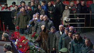 Ρωσία: Φόρος τιμής στον «θρύλο» του χόκεϊ επί πάγου