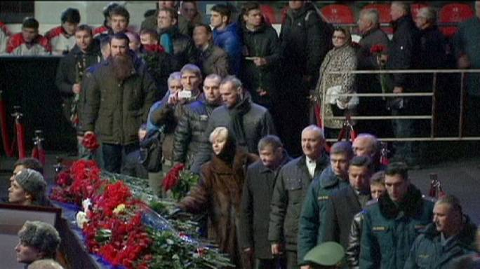 Russia pays its respects to ice hockey coach Viktor Tikhonov