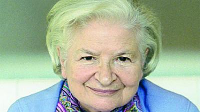 Queen of crime fiction PD James dies aged 94