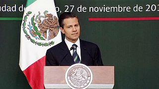 Peña Nieto anuncia una nueva política de seguridad para México