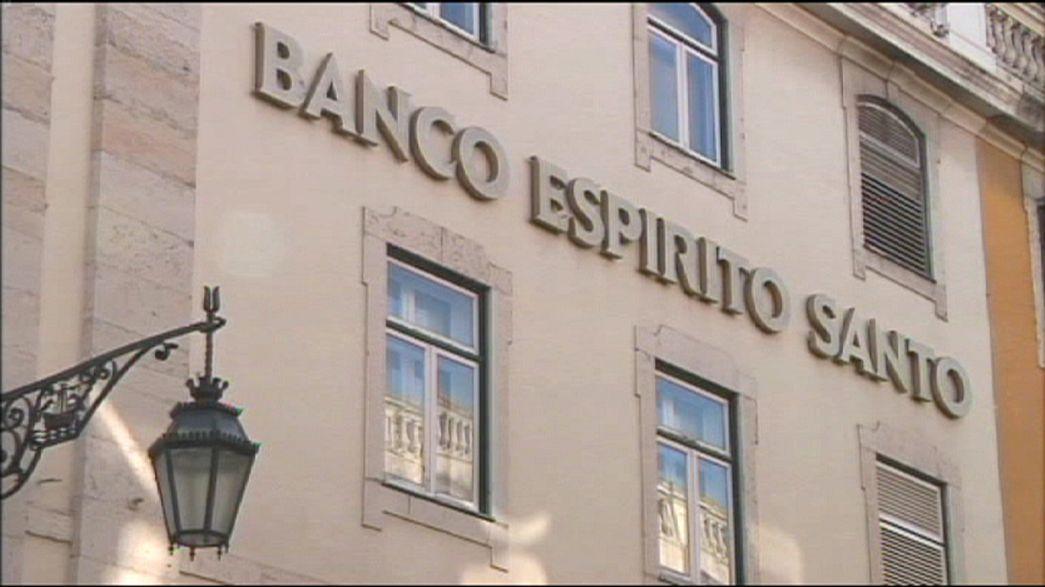 """Португалия: 40 обысков по делу о банкротстве """"Espírito Santo"""""""