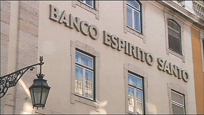 Portugal: BES e administradores alvo de buscas