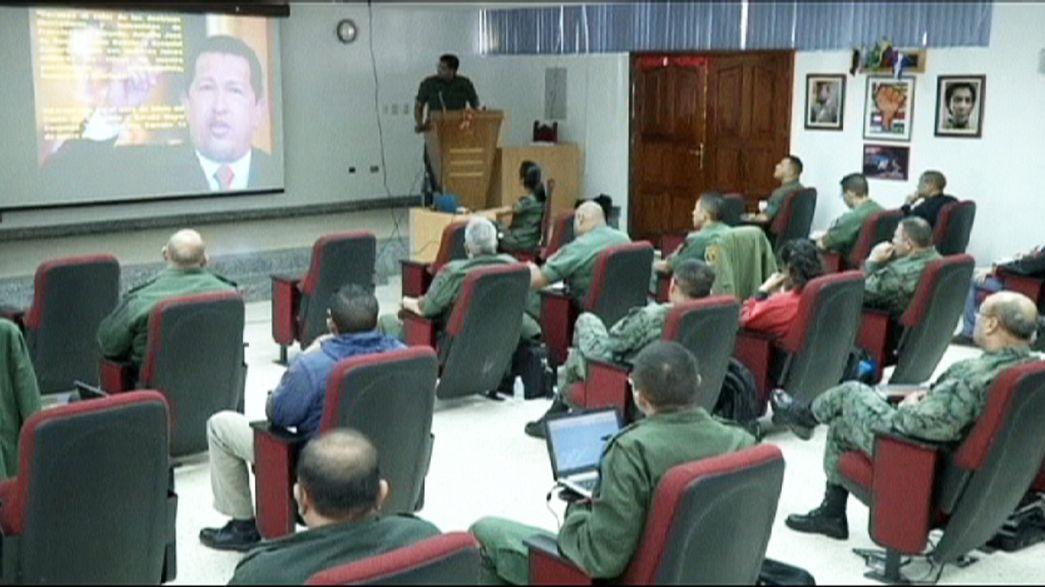 Hugo Chavez fait son retour ...