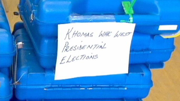 Választások kezdődtek Namíbiában