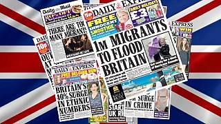 Les inquiétudes des électeurs britanniques sur les questions d'immigration chamboulent la donne politique