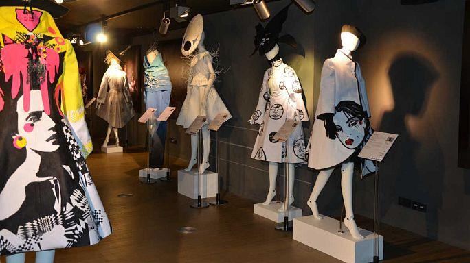 Arte y moda en el Parlamento Europeo con sello español