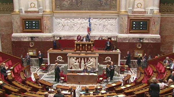 A palesztin állam elismeréséről vitáznak a francia törvényhozók