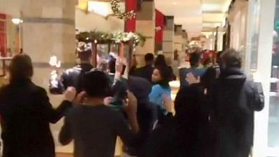 Ferguson: Demonstranten nutzen Black Friday zum Protest