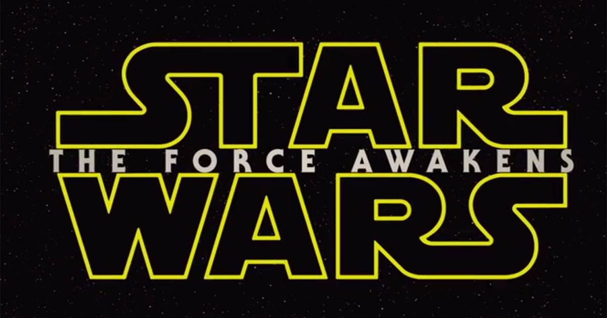 The official trailer for Star Wars: Episode VII - The Force Awakens is finally here