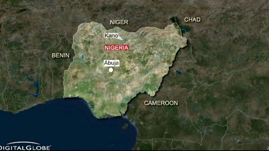Bombatámadás Nigériában