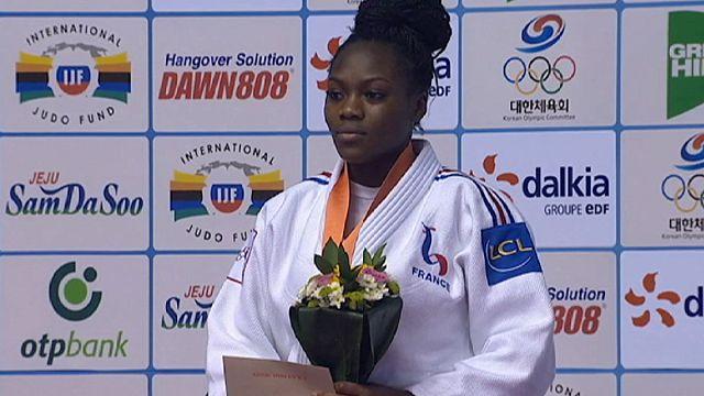 Les Françaises brillent en judo à Jeju