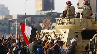 Египет: демонстрации исламистов вылились в беспорядки