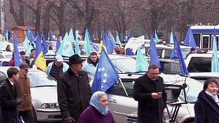 Moldova'da Ukrayna benzeri bir bölünme endişesi yaşanıyor