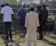 دست کم ۱۲۰ کشته و ۲۷۰ زخمی در حمله مرگبار به مسجدی در نیجریه