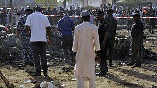 Nijerya'da camiye bombalı saldırı: En az 120 ölü
