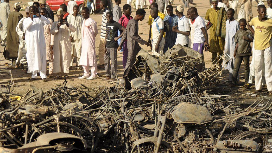 Mehr als 120 Tote in Nigeria: Jonathan fordert Geschlossenheit gegen Terroristen