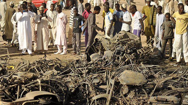 Nigeria: le président promet de punir les responsables de l'attentat de Kano