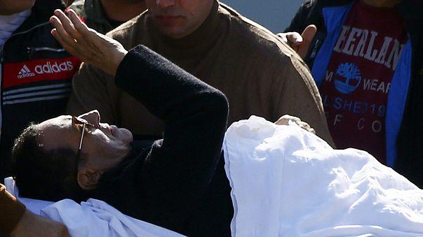 Mubarak ilibado de acusações de assassinato