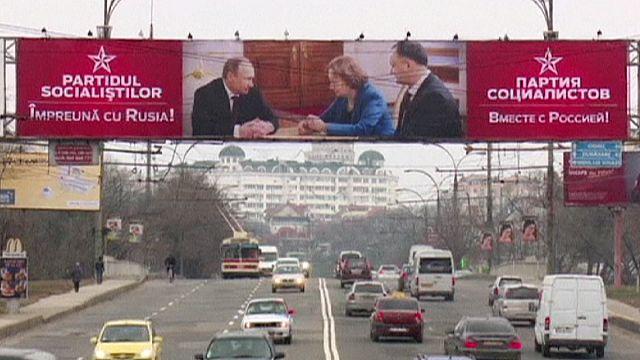 Moldova parlamento seçimlerinde Rusya ve AB yanlıları yarışacak