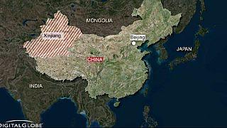Késsel, fejszével támadtak civilekre az ujgurok földjén Kínában
