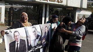 Αίγυπτος: Συγγενείς θυμάτων της εξέγερσης του '11 θρηνούν για την αθώωση Μουμπάρακ