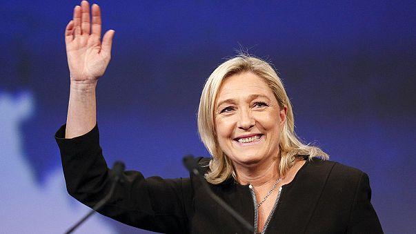 """حزب """"ا لجبهة الوطنية"""" الفرنسي اليميني المتطرف يعقد مؤتمره في لِيون"""