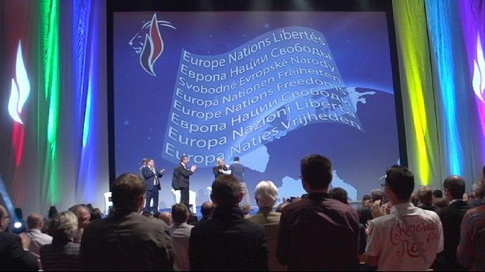 Quand le FN lorgne vers l'Europe