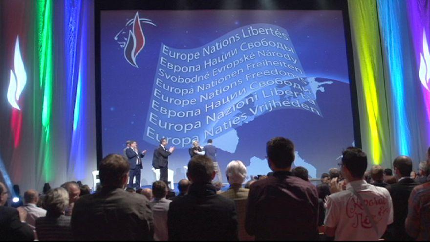 """Matteo Salvini, líder de la Liga Norte: """"Esta Europa se muere, lenta y desastrosamente"""""""