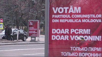 Moldovans vote in elections split between East and West