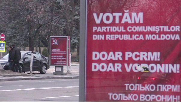 Test électoral dans une Moldavie coupée en deux