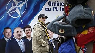 Moldova decides to go east or west