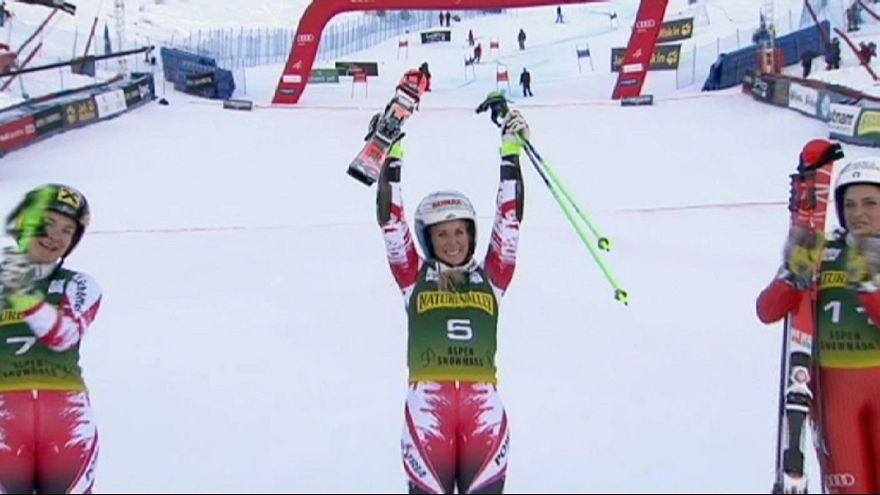 Brem y Zettel firman el doblete de Austria en Aspen