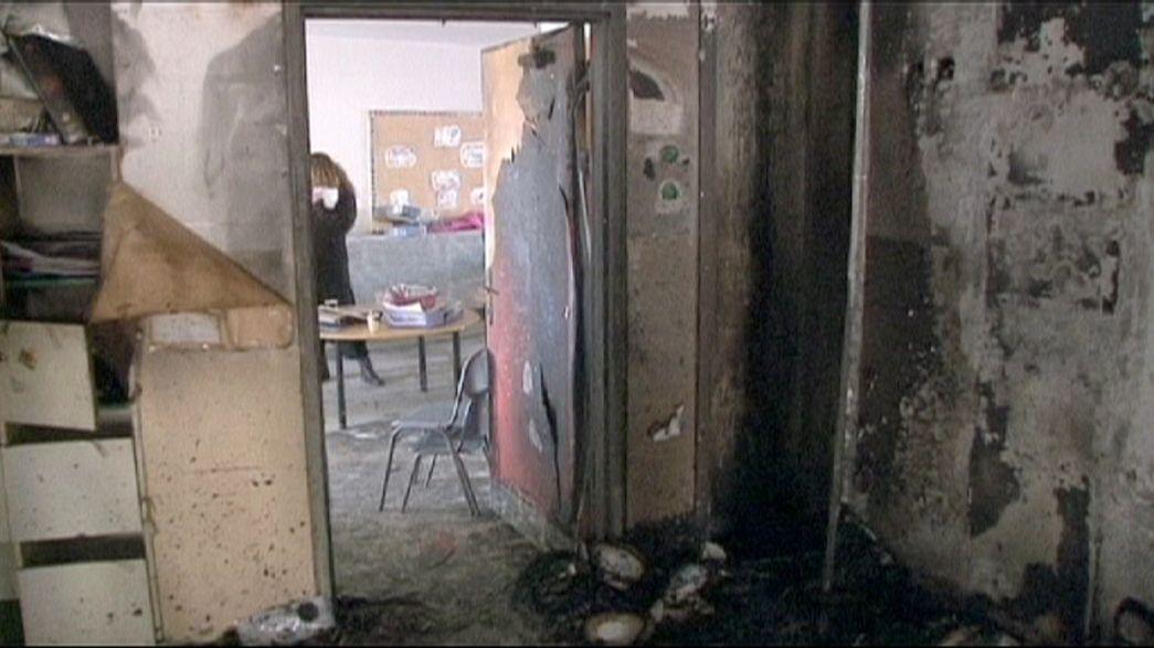 Jérusalem: une école arabo-juive incendiée, des extrémistes juifs soupçonnés