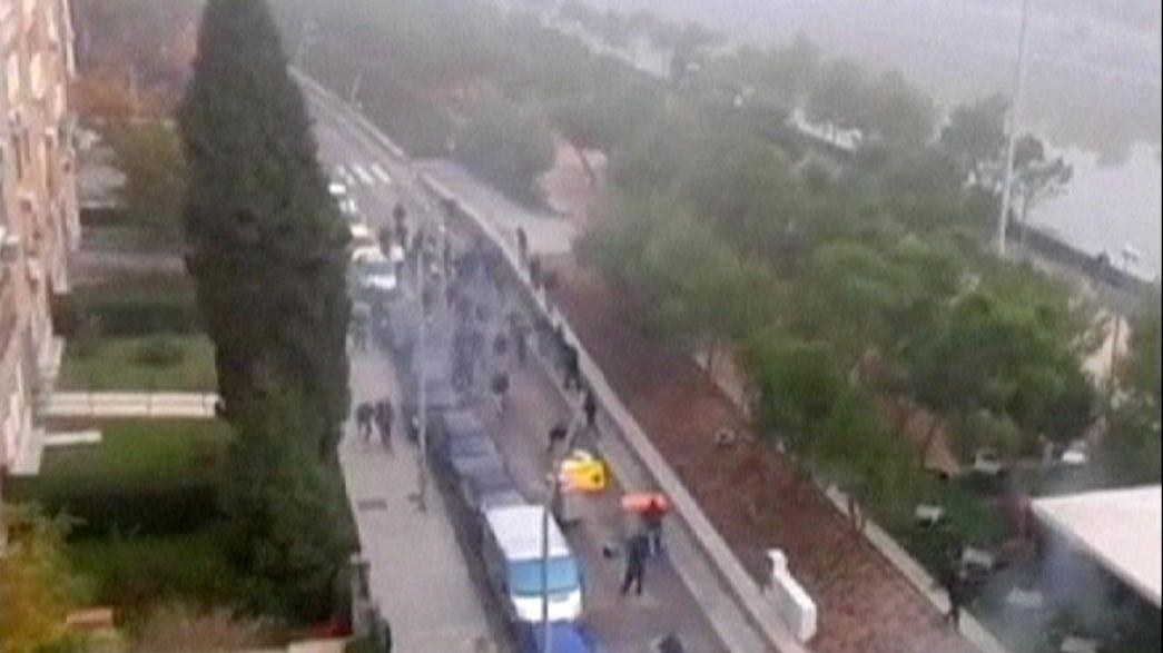 Fußball: Fan von Deportivo La Coruna stirbt bei Krawallen