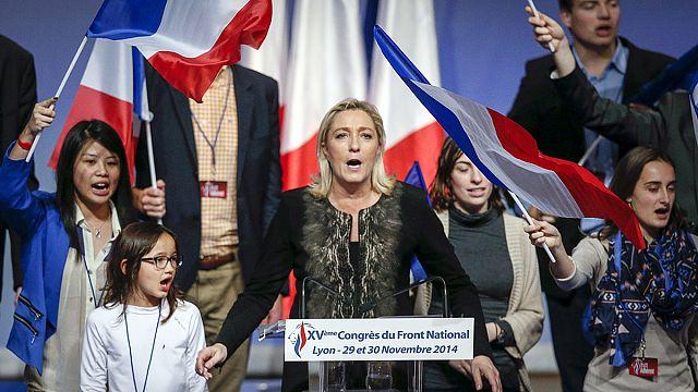 Francia: Marine le Pen confermata leader del FN col 100% dei suffragi