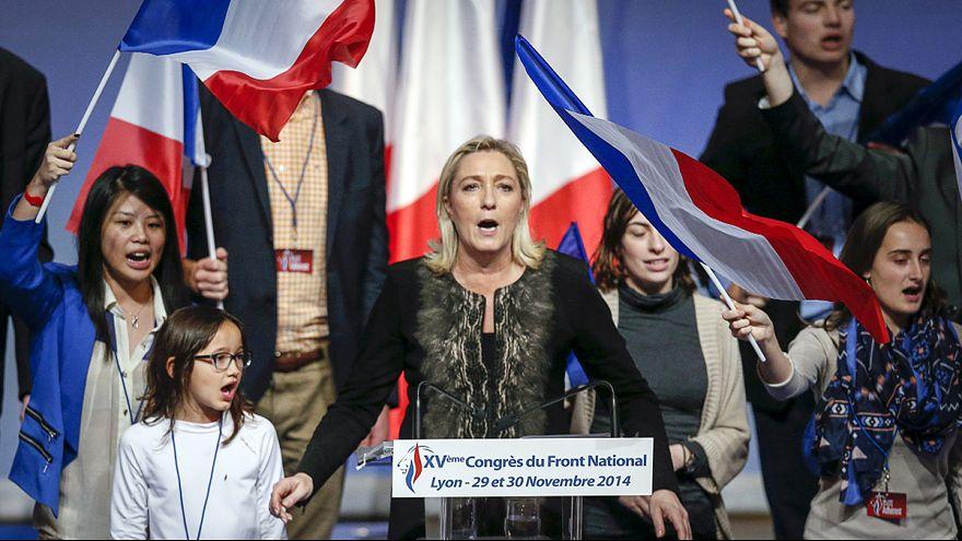 Marine Le Pen liderliğini pekiştirdi