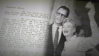 Marilyn Monroe love letters go under the hammer